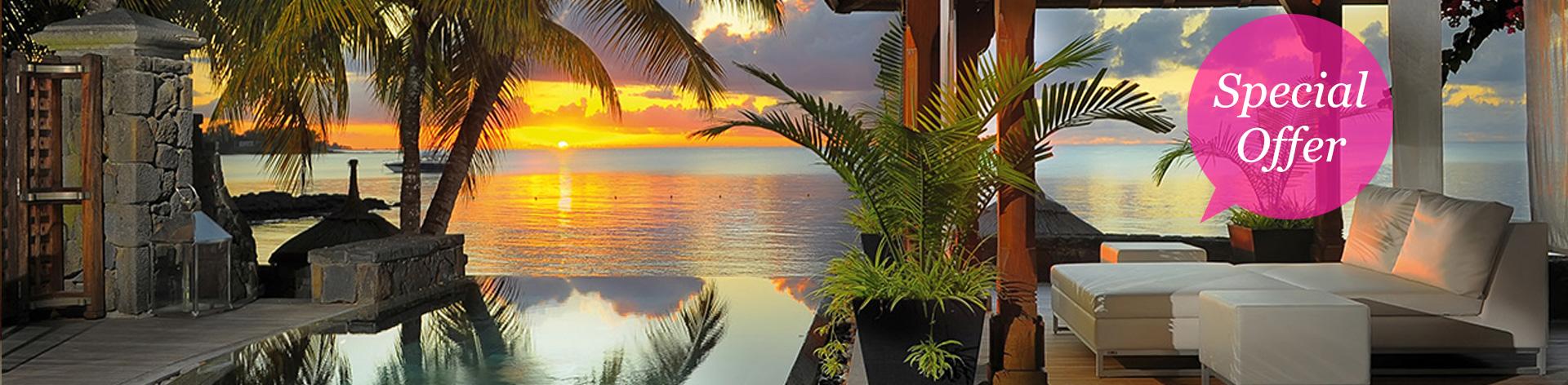 20% rabatt - royal palm Mauritius